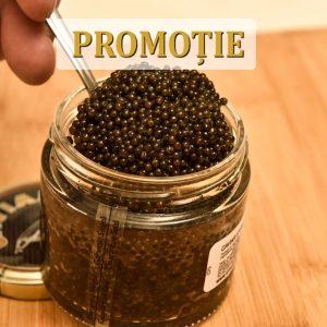 Caviar (nisetru A Baerii) 100 gr.